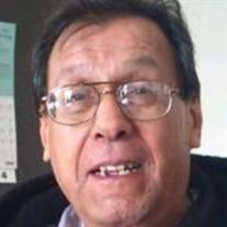 Roel Ybarra Sr.