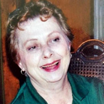"Elizabeth Ann ""Tucky"" Moss Argus"