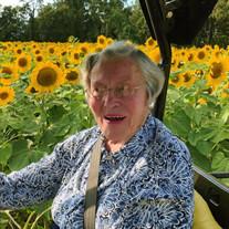 Mrs. Doris H. Stafford (nee Huber)