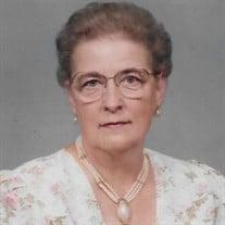 Barbara May Wade Morris
