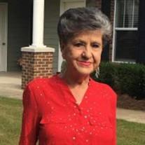Mrs. Carolyn Faye Hall Bowden