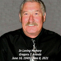 Gregory James Arends