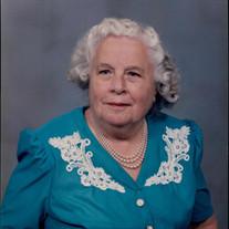 Esther Dolores Burrough