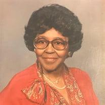Mildred Thomasina Williams