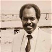 Rev Dr. Karey E.L. Gee Sr