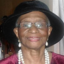 Mrs. Jeannette Dolores Orr