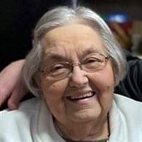 "Mildred Bernadette ""Bernie"" Yakovetz"
