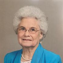 Geraldine Sloan Christy