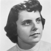 Ms. Marilyn Eileen Peterson