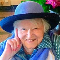 Virginia Fisher Van Dusen