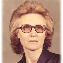 Velma Christine Ayers White