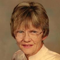 Betty Lou Walock