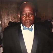 Mr. Roosevelt Harris