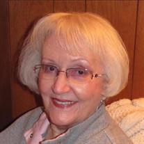 Mrs. MARGIE GREGORY KLAR