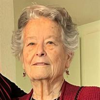 Wilma Gladys Bone