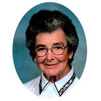Sr. Mary Kathleen McCarthy OSF
