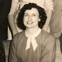 Clara Alexander