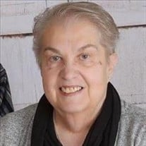 Madelaine Sue McPherson