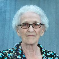 Sylvia Pauline Foust