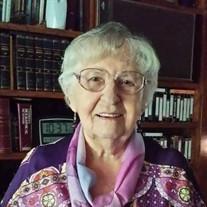Ethel M. Parrett