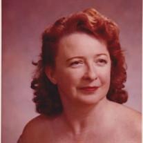 Shirley Anne Wiedeman