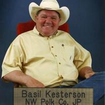 Mr. Basil Regil Kesterson