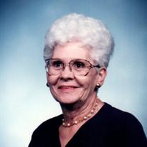 Doris Rexene Pond