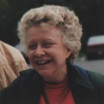 Patricia Pate Barker
