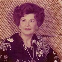 Francisca Cavazos Cadena