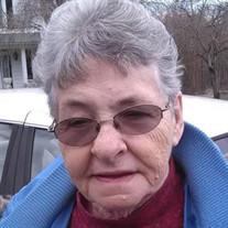 Mary Crotts Seafert