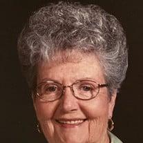 """Mrs. Mary Elizabeth """"Betty"""" Frye"""
