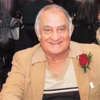 Rudolph Salinas Sr.