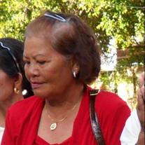 Mrs. Sombat Youdkhuntod Blanton