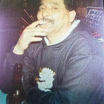 """Carlos """"Chucky"""" Roland Santistevan"""