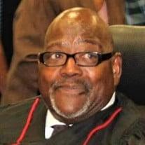 Reverend Howard E. McNair Sr.