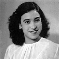 Marina Gallardo Vda de Granados
