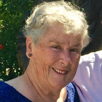 Mrs. Joyce Mae Brickett