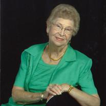 Ruth Johnson Morris
