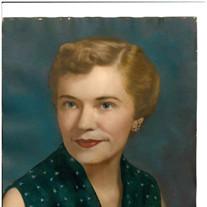 Mrs. Betty Frey