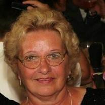 Shirley Irene Jefferies