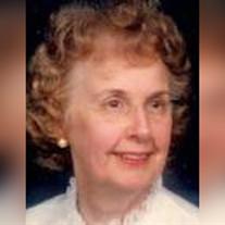 Ruth Irene Meadows