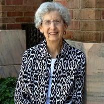 Mrs. Phyllis Jones Mills