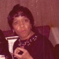 Frances Virginia Dorsey Johnson