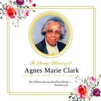 Agnes Marie Clark