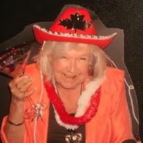 Margaret Melvin Calderone (nee Bell)