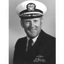 Commander John Sweatt