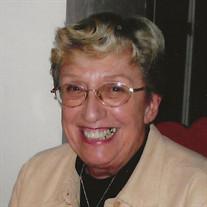 Margaret A Barnes