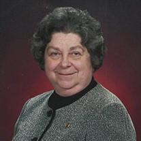 Patsy (Pat) Rose Johnson