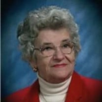 Mrs. Betty Louise Clevenger