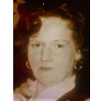 "Mrs. Patricia Ann ""Pat"" Drew-Blair"